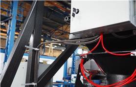 Дозатор открытых мешков до 50 кг