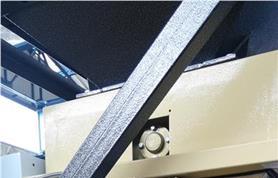 Дозатор ДОН для фасовки сыпучих грузов в открытые мешки