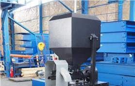 Оборудование для фасовки сыпучих материалов в клапанные мешки (шнековая подача