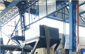 Весовой дозатор ДОН (ОМ) в открытые мешки до 50 кг