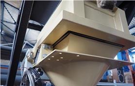 Весовой дозатор ДОН(ОМ) для фасовки сыпучих в открытые мешки