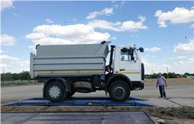 Автомобильные весы ВАЛ-М до 30 тонн, 5 метров