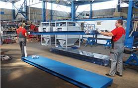 Весы автомобильные ВАЛ-М (4,2 метра, до 30 тонн)