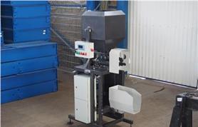 Дозатор клапанных мешков (фасовка в клапанные мешки 20-50 кг)