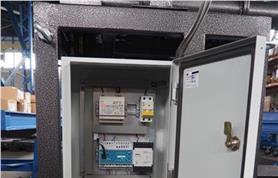 Щиты управления дозатора клапанных мешков