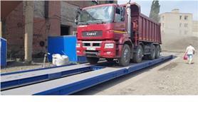 Автомобильные весы до 80 тонн в эксплуатации