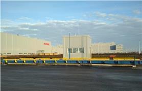 Автовесовая 80 тонн 18 метров