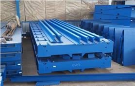 Вагонные весы БАМ до 60 тонн, 3,5 м (для потележечного взвешивания)