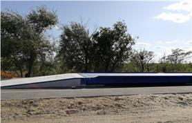 Автовесы 80 тонн (ВАЛ