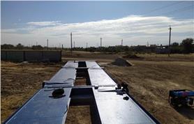 Монтажные работы и пусконаладка автовесов до 80 тонн