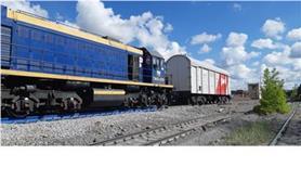 ЖД весы до 150 тонн (БАМ)