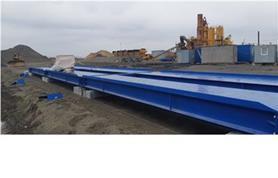Автомобильные весы 80 тонн на объекте Суранефтетранс