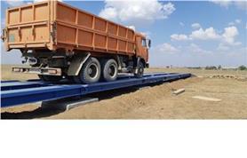 Автомобильные весы 24 метра 80 тонн (ВАЛ-М- 80/40-24)