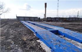 Автомобильные весы ВАЛ до 100 тонн в Российском черноземе
