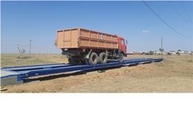 Весы для взвешивания автомобилей массой до 80 тонн с 24-х метровой платформой (ВАЛ-М- 80/40-24)