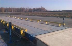 Автовесы 80 тонн, 18 метров