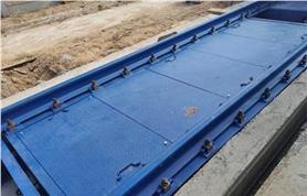 Вагонные весы БАМ-150-14,5 (до 150 тонн, 14,5 метров)