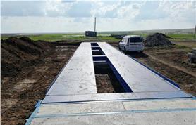 Автовесы до 80 тонн, 18 метров (ВАЛ-80-18)