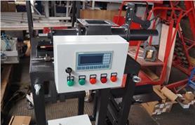 Сборка весового дозатора для клапанных мешков ДОН(КМ)