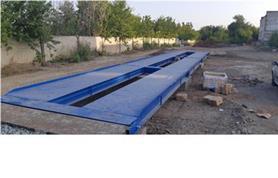 Автомобильные весы ВАЛ-80-18 (80 тонн, 18 метров)