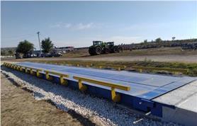 18-и метровые автомобильные весы до 100 тонн