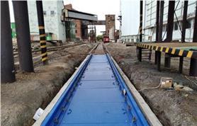 Вагонные весы БАМ 14,5 м до 150 тонн