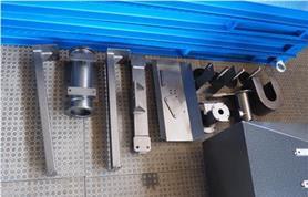 Комплектующие к весовому дозатору для клапанных мешков ДОН(КМ)