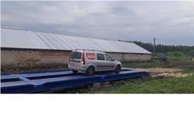 Автомобильные весы до 100 тонн, платформа 20 метров (ВАЛ-100-20)