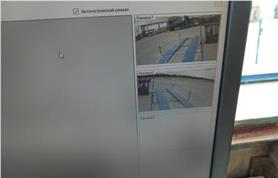 Камеры для считывания номеров автомобиля (Программно-аппаратный комплекс Весовая 10.1
