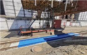 Весы железнодорожные для вагонов массой до 150 тонн (БАМ