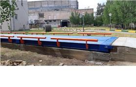 Автомобильные весы ВАЛ грузоподъемностью до 80 тонн, платформа 18 метров (заказчик Каменская БКФ)