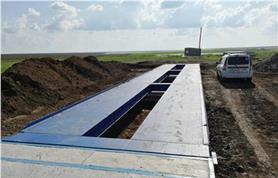 Автовесы 80 тонн (ВАЛ-80-18)