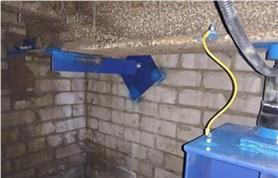 Модернизация автомобильных механических весов на металлических тумбах (без реконструкции фундамента)