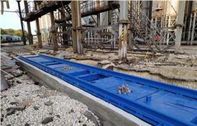Монтаж и пусконаладка железнодорожных весов для взвешивания вагонов до 150 тонн с длинной платформы 16,5 метров