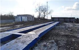 Автомобильные весы ВАЛ до 100 тонн в Российской глубинке