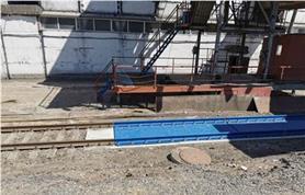 Весы для взвешивания вагонов до 150 тонн (БАМ-150-14,5)