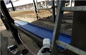 Вагонные весы БАМ-150-16,5 установлены на сельхозперерабатывающем предприятии в г. Самара