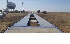 Автомобильные весы длиной 24 метра до 80 метров (ВАЛ-М- 80/40-24)