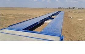 Автовесы колейного типа ВАЛ-М- 80/40-24 (до 80 тонн, ГПУ 24 метра)