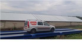 Автомобильные весы до 100 тонн, 20 метров (ВАЛ-100-20)
