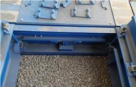 Монтаж вагонных весов бесфундаментным способом на щебневую подушку