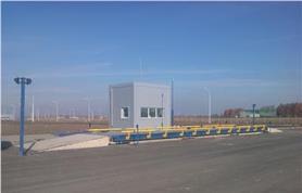 Автомобильные весы 80 тонн 18 метров с программно-аппаратным комплексом