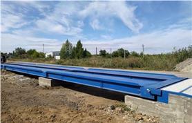Автовесы до 80 тонн, 18 метров (Заказчик: Объединенные зерновые терминалы)