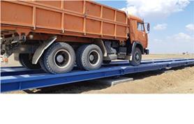 Большой машине- большие весы!   Автомобильные весы 80 тонн, 24 метра.