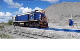 Бесфундаментные вагонные весы до 150 тонн (БАМ)
